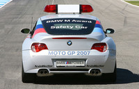 BMW Z4 Coupé Safety Car MotoGP