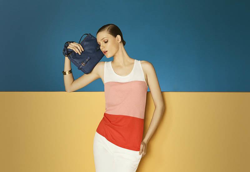 Foto de Más color y estilo casual en el lookbook de mayo de Massimo Dutti Primavera-Verano 2011 (8/13)