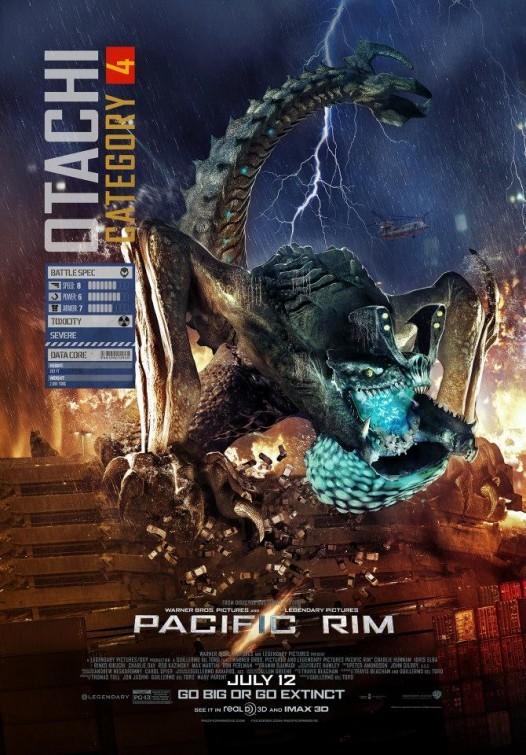 Foto de Carteles de 'Pacific Rim' (15/21)