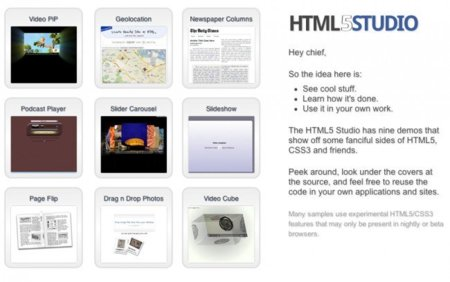 HTML5 no para: Yahoo Mail en HTML5 para el iPad y Google presenta su expositor