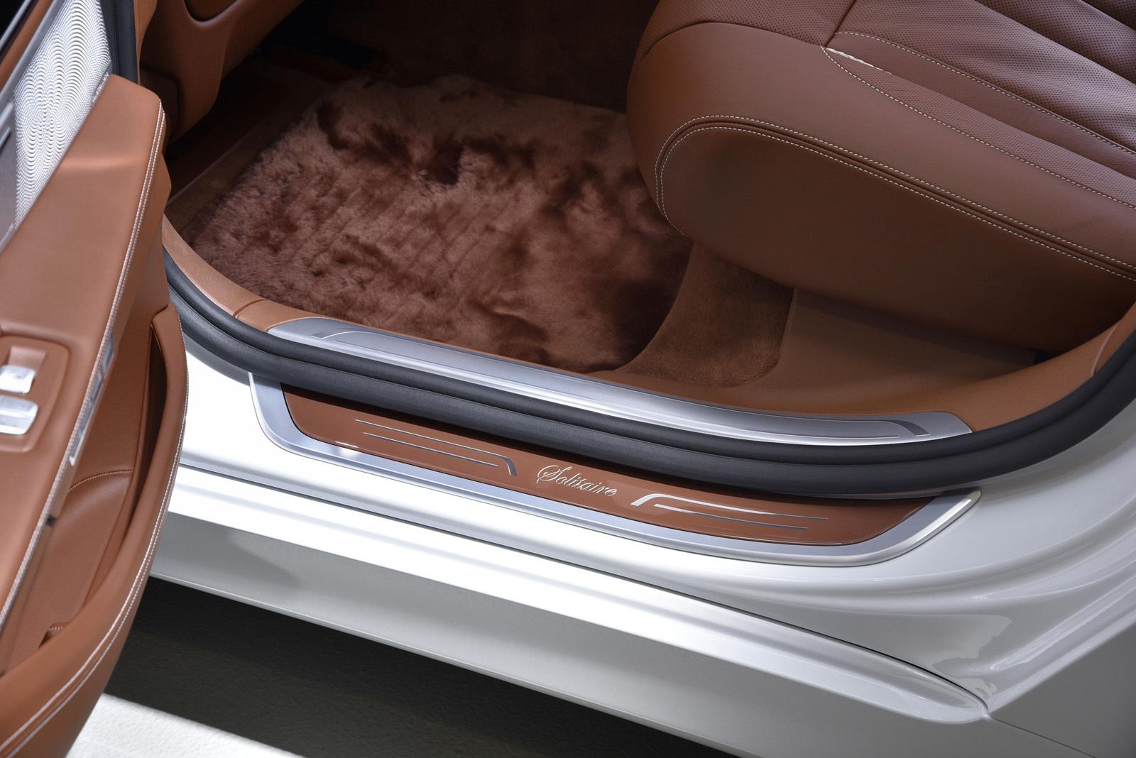 Foto de BMW 750Li xDrive Solitaire Edition (3/30)