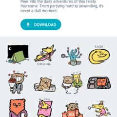 Foto 21 de 24 de la galería google-allo-stickers en Xataka Android