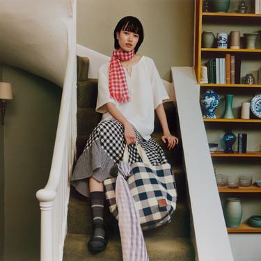 Uniqlo y JW Anderson han creado una colección de estilo británico con toques de las tendencias actuales