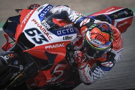 Bagnaia Jerez Motogp 2020