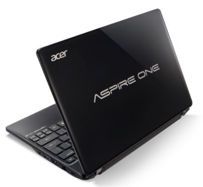 Acer One 725, todavía creen en las netbook