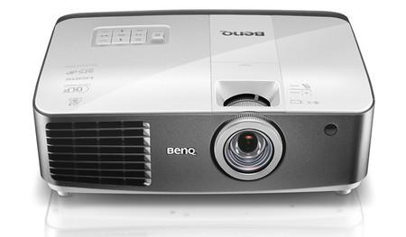 BenQ presenta sus nuevos proyectores para el hogar