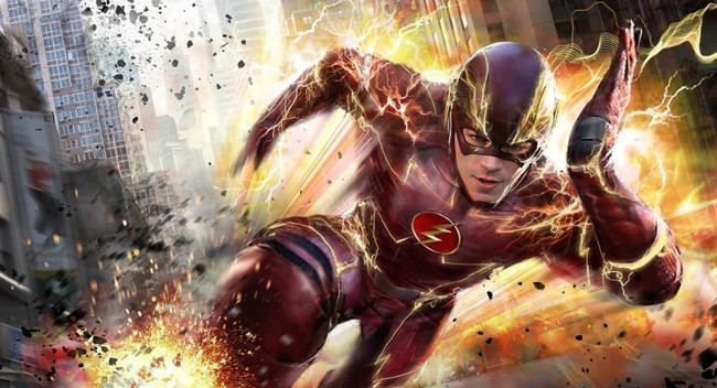 The Flash Grant Gustin 38