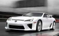Kyle Busch pierde el carné de conducir por pisarle a un Lexus LF-A