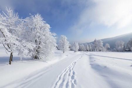 Si te pierdes en la nieve... no te hidrates comiéndotela
