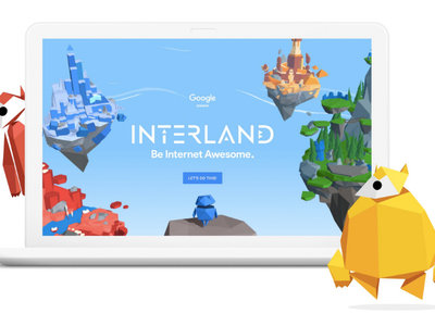 Be Internet Awesome, o como Google quiere enseñar privacidad y seguridad en Internet a niños a través de juegos