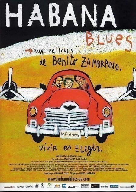 'Habana Blues' a los Globos de Oro