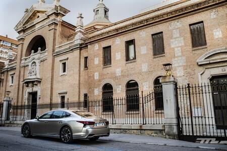 Lexus Ls 500h 2021 Prueba 041