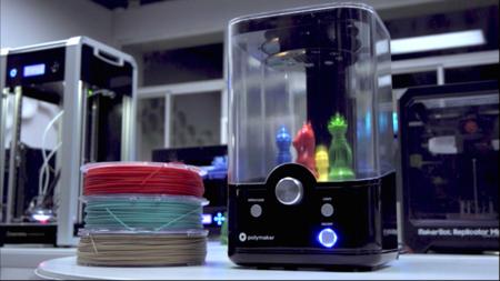 PolySmooth quiere mejorar el aspecto de las impresiones 3D con un pulido casi perfecto