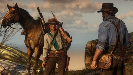 Red Dead Redemption 2 Galeria 01