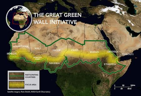 gran muralla verde