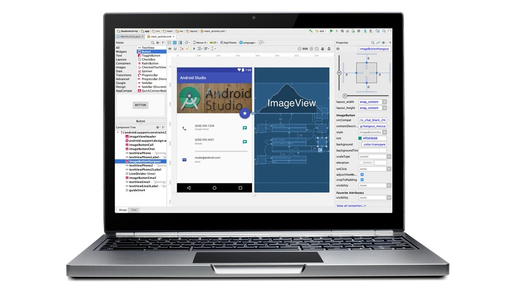 Android Studio Usos