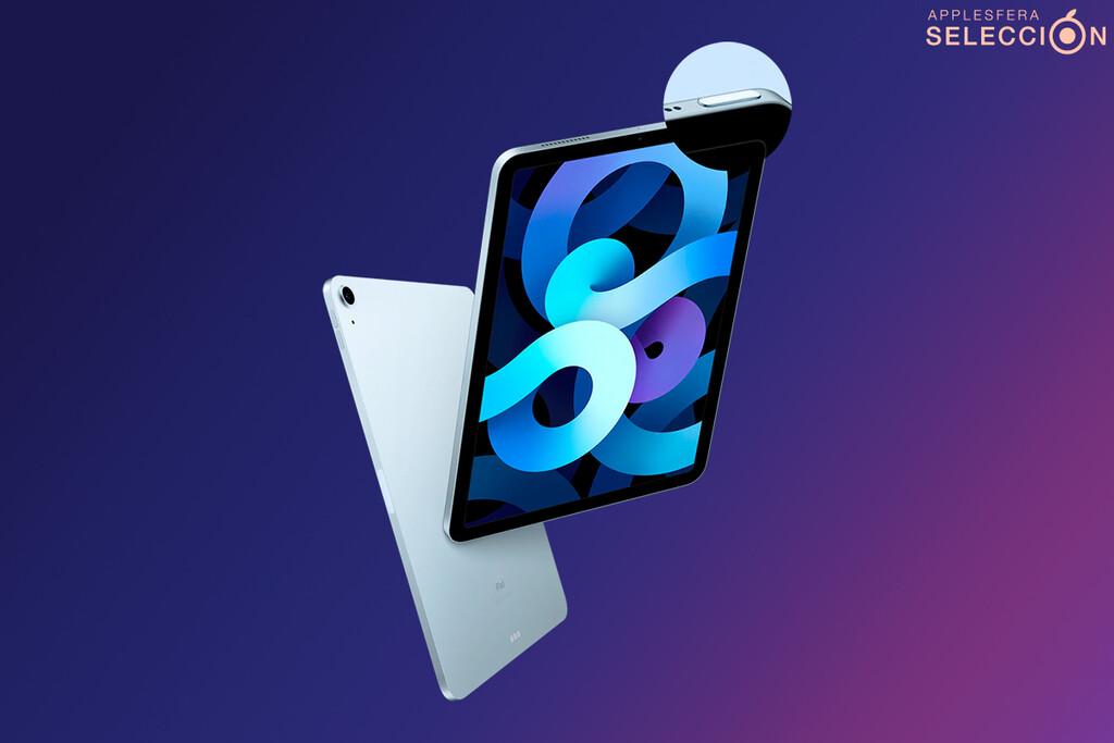 El nuevo iPad Air con diseño