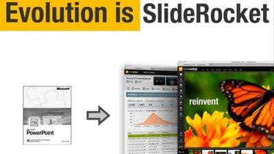 Nuevas mejoras anunciadas para SlideRocket, ahora más social, pero en su versión de pago