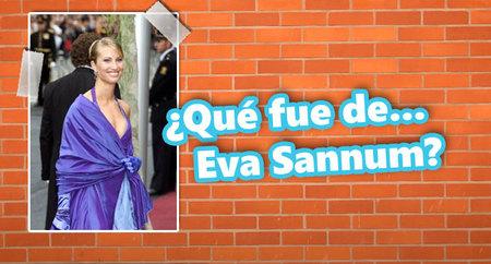 ¿Qué fue de... Eva Sannum?