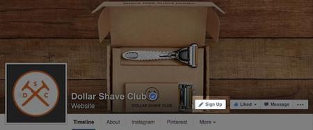 Facebook incorpora los botones de llamada a la acción en las páginas