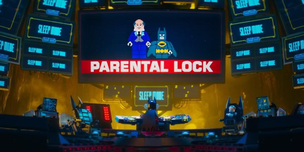 Escena Lego Batman La Pelicula