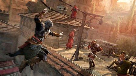 'Assassin's Creed: Revelations' tendrá soporte 3D en todas sus versiones