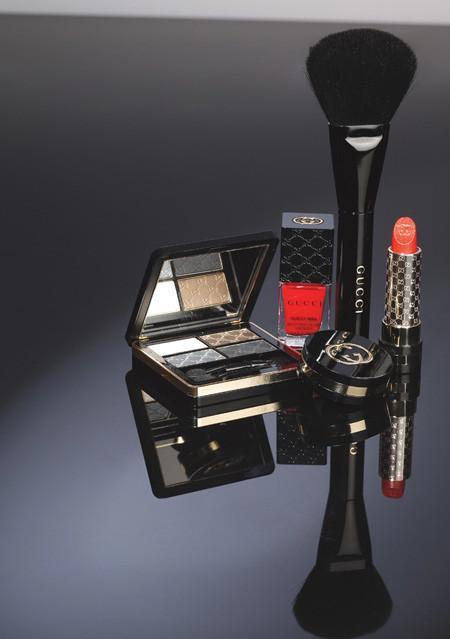 La primera colección de Gucci makeup ya está aquí. ¿Te vas a enamorar?