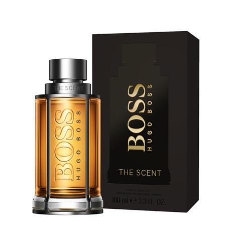 20dc1f4a Maninka, jengibre y cuero se unen en el nuevo perfume Boss The Scent ...