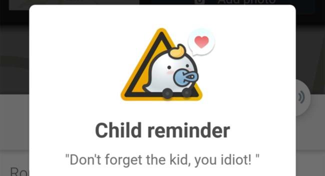Childreminder