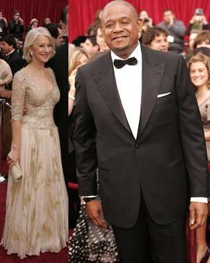 El estilo de la pareja vencedora de los Oscar