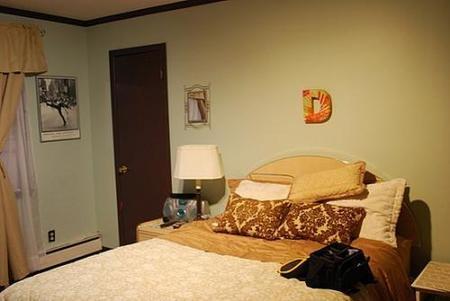 Antes y después: un dormitorio ochentero transformado