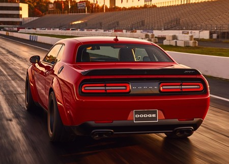 Dodge Challenger Srt Demon 2018 1280 26