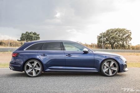 Audi RS4 2018 Prueba 2