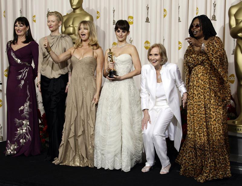 Foto de Penélope Cruz gana el Oscar (8/8)