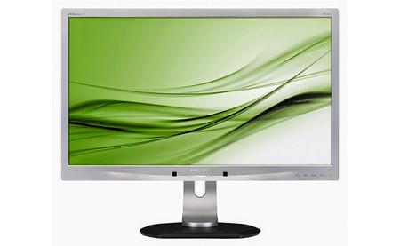 Philips 231P4QUPES, nuevo monitor con HUB USB integrado