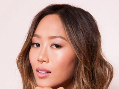 Aimee Song, la blogger de moda que lanzó una colección de laca de uñas junto a Formula X