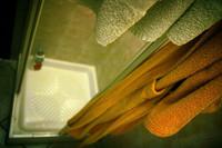 Alfombras antideslizantes para bañeras y duchas