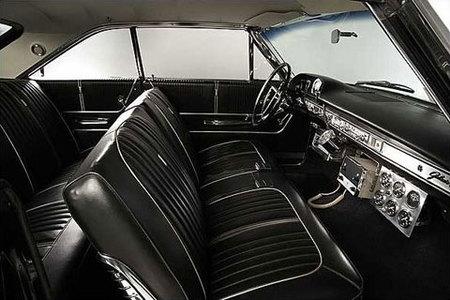 1964 Ford Galaxie Rocket Axle Drag Car