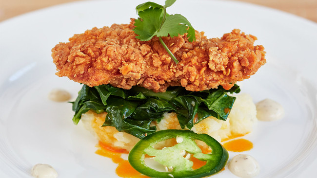 Southern Fried Chicken dos 16x9