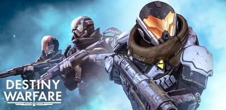 Destiny Warfare llega a Android, el nuevo shooter multijugador de los creadores de Modern Strike