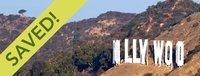 El cartel de Hollywood se salva gracias a Playboy