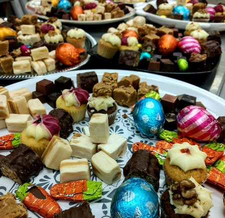 Dulces de Pascua