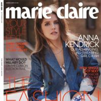 Marie Claire UK: Anna Kendrick