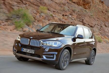 Nuevo BMW X5, todoterreno sin medias tintas