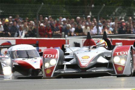 Las 24 Horas de Le Mans calientan motores
