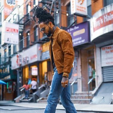 La chaqueta en suede será el básico que te acompañará todo el otoño (y éstos 10 looks lo confirman)