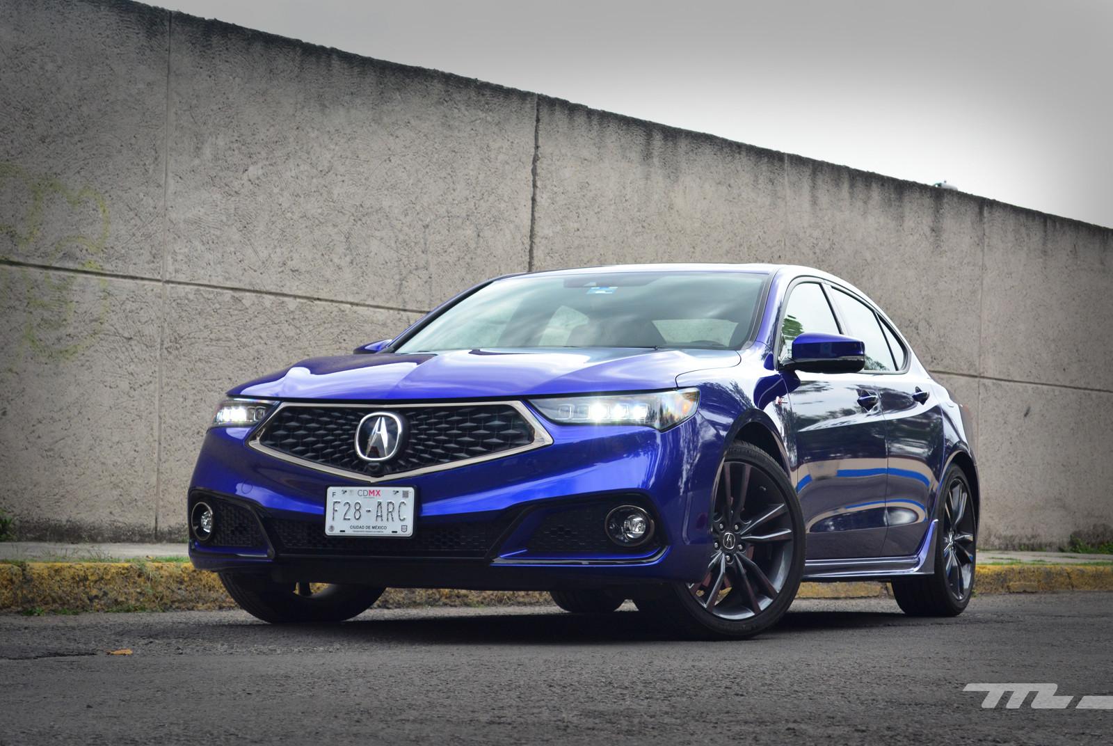 Foto de Acura TLX A-Spec (Prueba) (2/19)