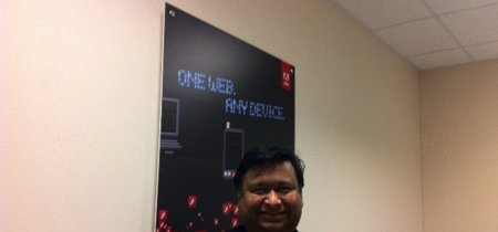 Hablamos con Anup Murarka, director de márketing de Adobe Flash