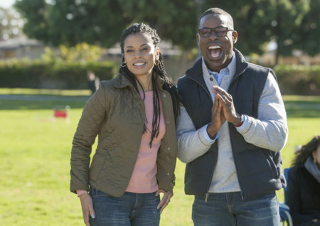 This Is Us Susan Kelechi Watson And Sterling K Brown