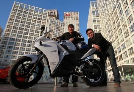 ElectroForce, una nueva marca china de motos eléctricas
